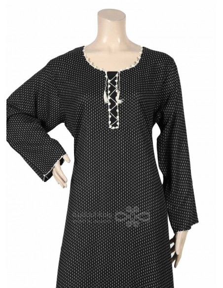 Sweetest Companion Abaya N-16965-04