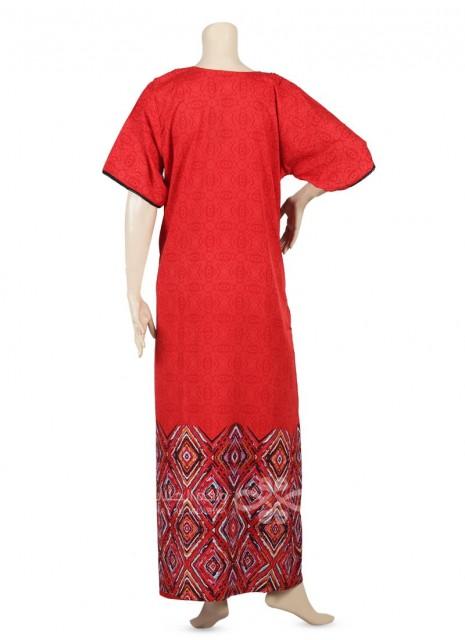 Lace and Plain Cotton Scarf Hijab & Scarfs