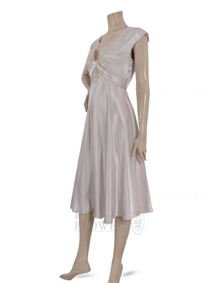 Abaya shoulder set with embroidered tol wide sleeve and belt Abaya